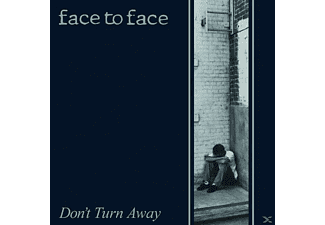 Face To Face - Don't Turn Away (Re-Issue) - (Vinyl)