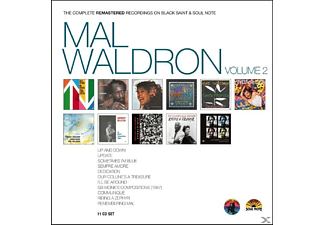 Mal Waldron - Mal Waldron Vol.2 - (CD)