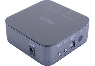 MARMITEK Connect TS41 digitale audio switch (08203)