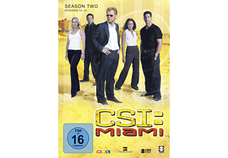 C.S.I. Miami - Season 2.2 - (DVD)