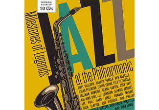 VARIOUS - Jazz at the Philharmonic - (CD)