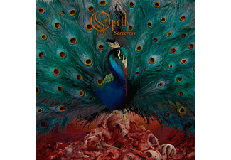 Opeth - Sorceress CD