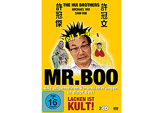 Mr. Boo Box - (DVD)