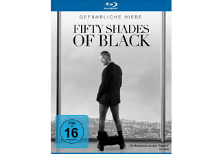 Fifty Shades of Black - Gefährliche Hiebe - (Blu-ray)
