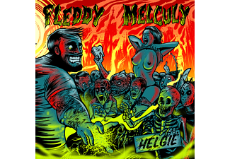 Fleddy Melculy - Helgië CD