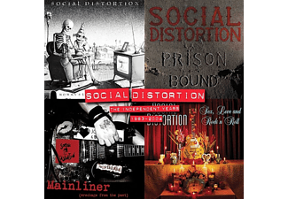 Social Distortion - The Independent Years: 1983-2004 - (Vinyl)