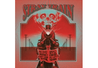 Stray Train - Just 'Cause You Got The Monkey Off Your Back - (Vinyl)