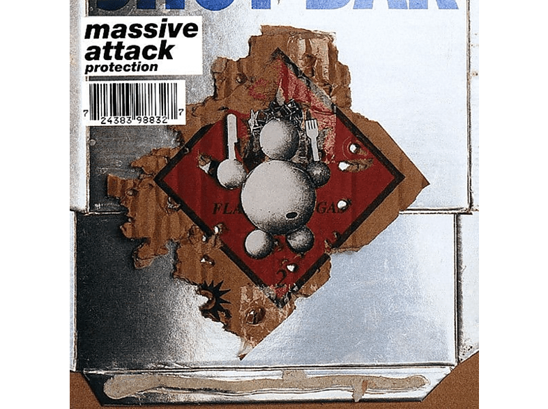 Massive Attack - Protection (Vinyl) [Vinyl]