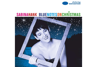 Sabina Hank - Blue Notes On Christmas - (CD)