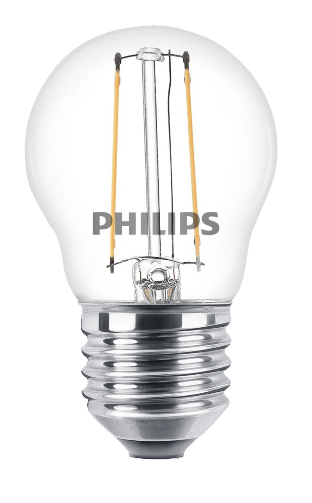 philips 57393800 led leuchtmittel e27 warmwei 2 watt 250 lumen ebay. Black Bedroom Furniture Sets. Home Design Ideas