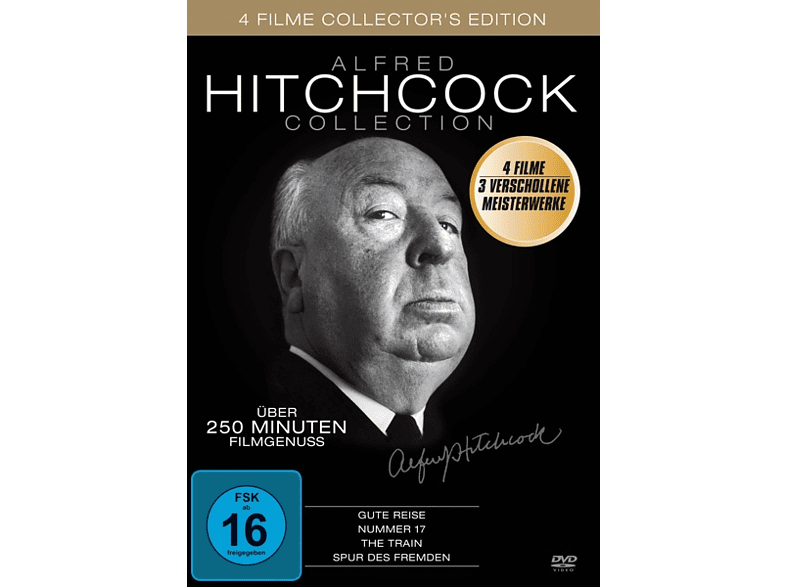 Alfred Hitchcock Collection, Vol.2 [DVD]