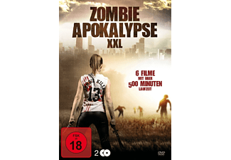 Zombie Apokalypse XXL (Metallbox-Edition) - (DVD)