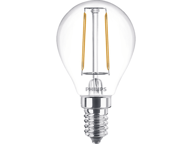 PHILIPS 57391400 LED Leuchtmittel E14 Warmweiß 2 Watt 250 Lumen | 08718696573914