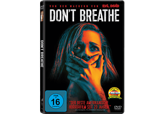 Don't Breathe - (DVD)