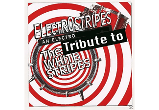 VARIOUS - Electro Stripes White Stripes Tribute - (CD)