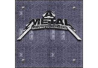 VARIOUS - METAL TRIBUTE TO METALLICA - (CD)