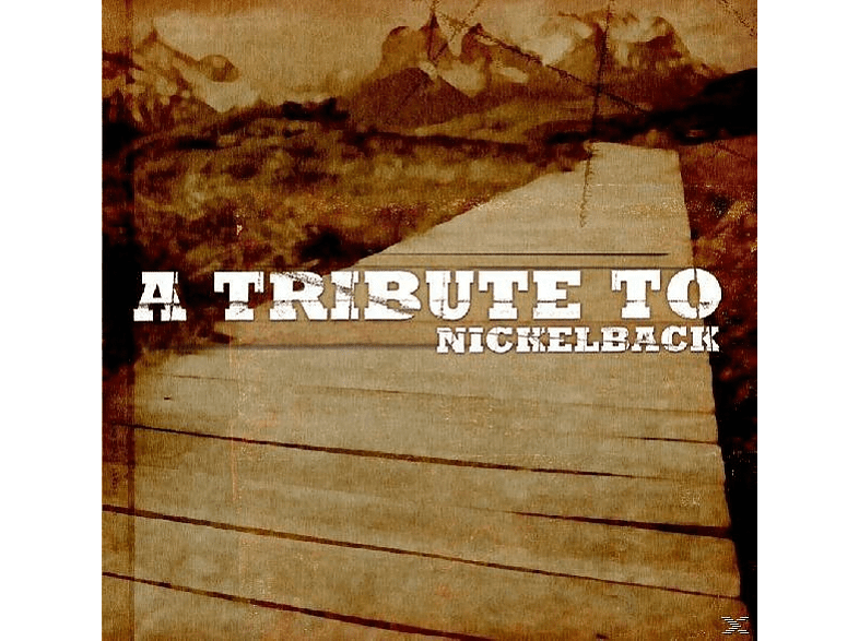 VARIOUS - Tribute To Nickelback [CD]