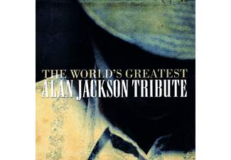 VARIOUS - World's Greatest Tribute To Alan Jackson - (CD)
