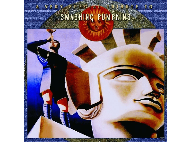 VARIOUS - Very Special Tribute To Smashing Pumpkins [CD]
