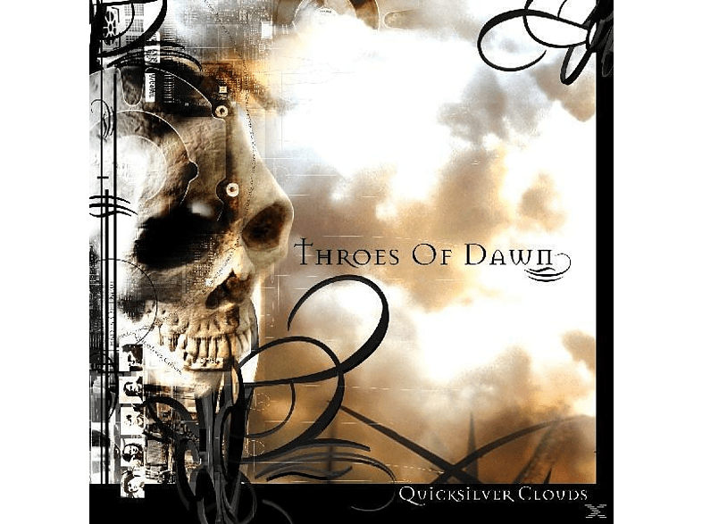 Throes Of Dawn - Quicksilver Couds [CD]