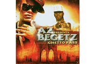 Az Presents Begetz - Ghetto Pass [CD]