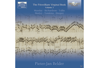 Pieter-jan Belder - Fitzwilliam Virginal Book Vol.5 - (CD)