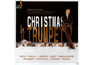 Benoit D'hau, Pierre Cambourian, Vincent Rigot - The Christmas Trumpet - (CD)