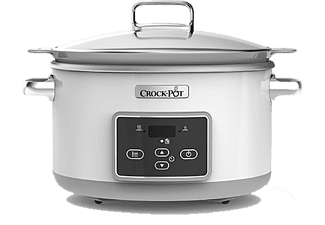 CROCK POT DuraCeramic 5,0L - Vit