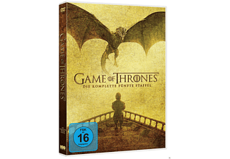 Game of Thrones - Die komplette 5. Staffel (5 Discs) - (DVD)