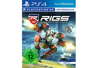RIGS: Mechanized Combat League - PlayStation 4