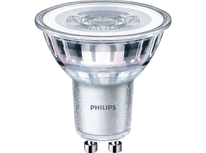 PHILIPS 58257200 LED Leuchtmittel GU10 Warmweiß 4.6 Watt 355 Lumen