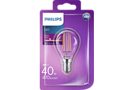PHILIPS 58731700 LED Leuchtmittel E14 Warmweiß 4 Watt 470 Lumen