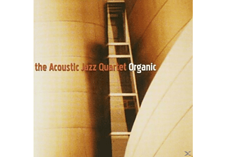 Acoustic Jazz Quartet - Organic - (CD)