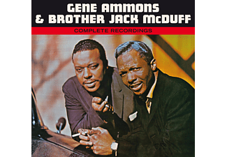 Gene Ammons, Brother Jack - Complete Recordings (CD)
