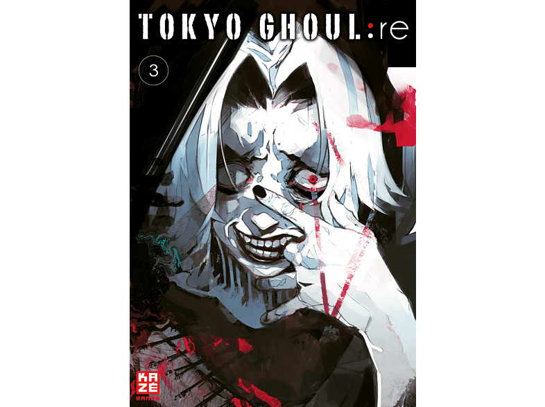 Tokyo Ghoul:re - Band 3