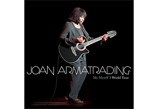 Joan Armatrading - Me Myself I-World Tour Concert - (CD)