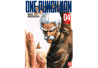 One-Punch Man - Band 4, Action (Taschenbuch)