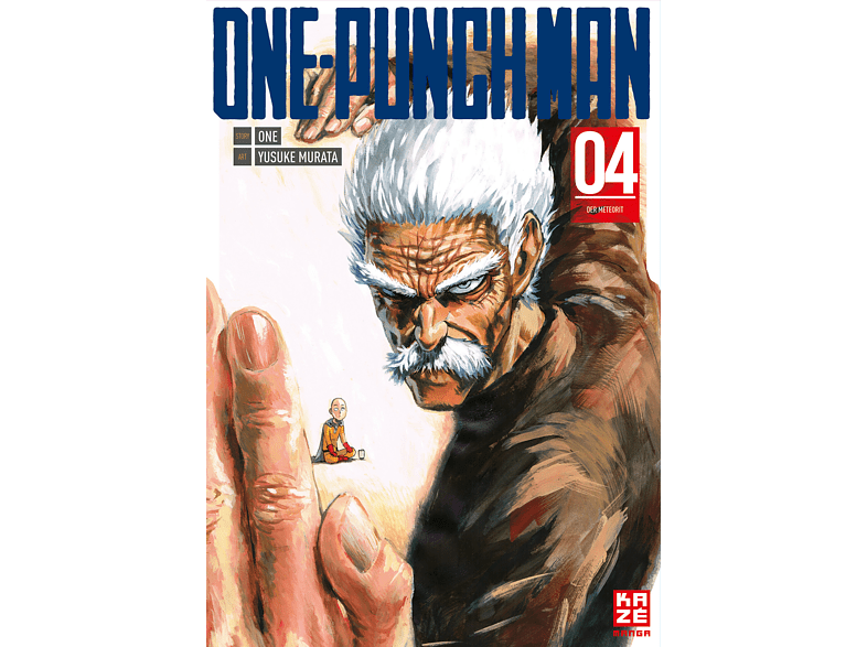 One-Punch Man - Band 4