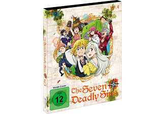 The Seaven Deadly Sins - Vol. 4 - (Blu-ray)