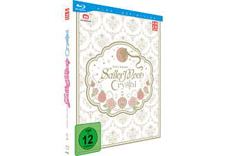Sailor Moon Crystal – Blu-ray Box 3 – Limited Edition mit Sammelbox - (Blu-ray)