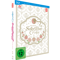 Sailor Moon Crystal – Blu-ray Box 3 – Limited Edition mit Sammelbox [Blu-ray]