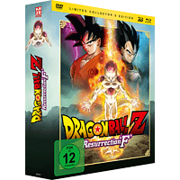 Dragonball Z: Resurrection 'F' - Limited Collector's Edition [3D Blu-ray + Blu-ray + DVD]