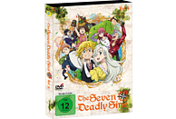 The Seaven Deadly Sins - Vol. 4 [DVD]