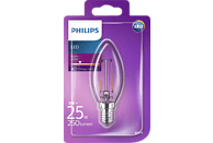 PHILIPS 57385300 LED Leuchtmittel E14 Warmweiß 2 Watt 250 Lumen