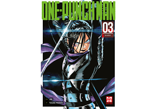 One-Punch Man - Band 3, Action (Taschenbuch)