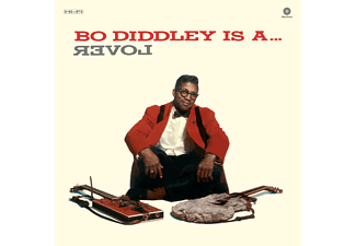 Bo Diddley - Is A Lover (Vinyl LP (nagylemez))