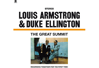 Louis Armstrong, Duke Ellington - Great Summit (Vinyl LP (nagylemez))