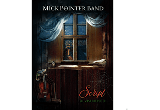 Mick =band= Pointer - Script Revisualised - (CD)