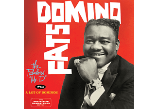 Fats Domino - Fabulous Mr. D/A Lot of Dominos (CD)
