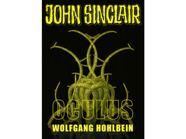 Hohlbein Wolfgang - Oculus - (CD)